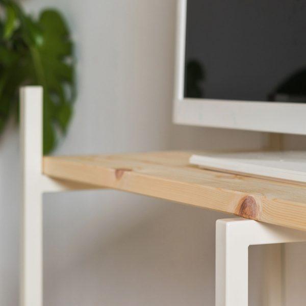 TV-hyllgavel till hyllsystem Portal av Tonn furniture